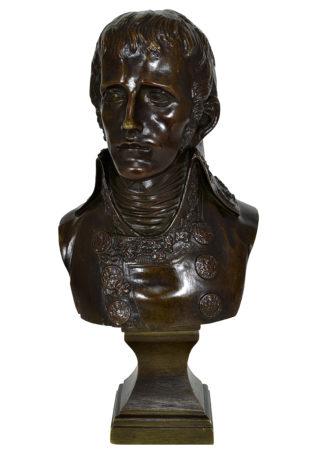 Buste en bronze (1)