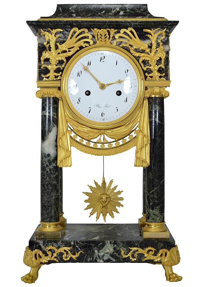 Portico clock (1)