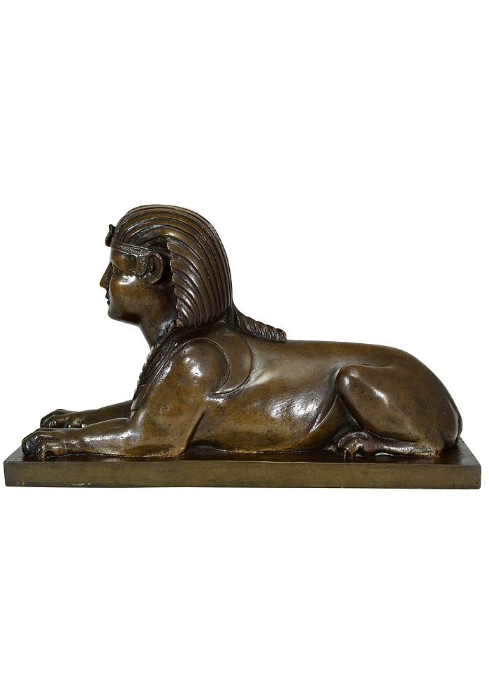 Sculpture in bronze (4)