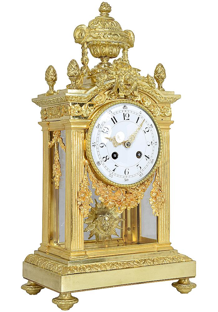 Clock glass (2)