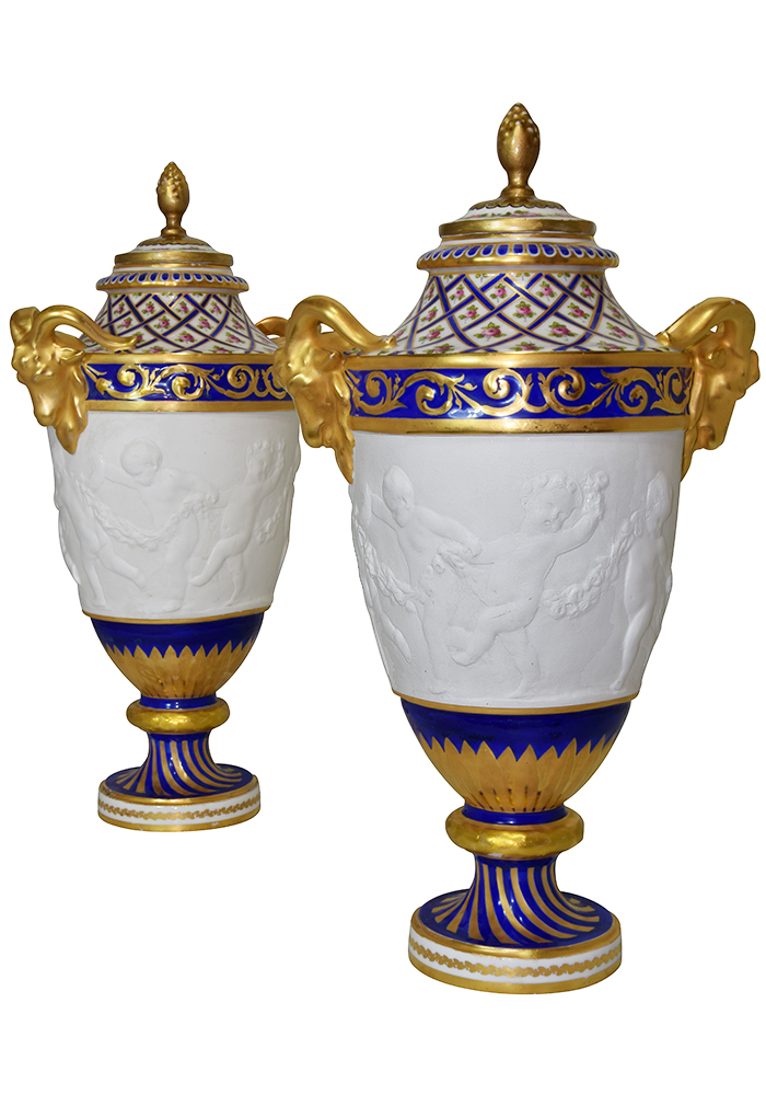 vases porcelaine de paris (2)