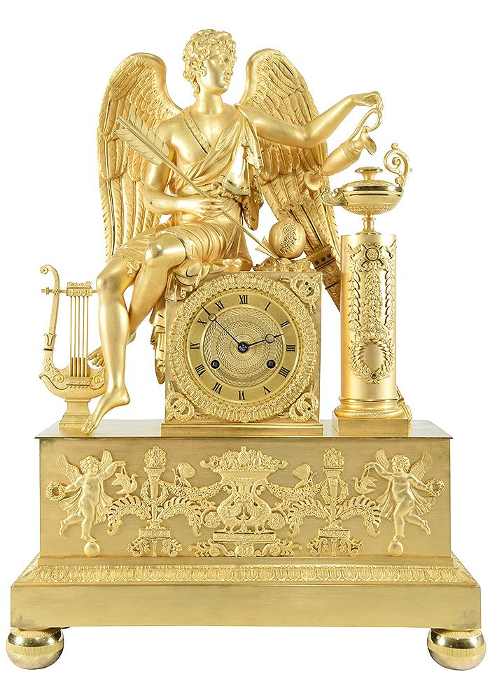 eros pendule bronze (1)