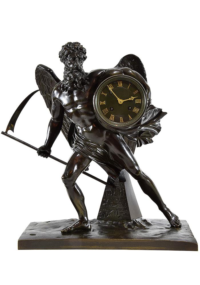 chronos pendule ancienne (1)