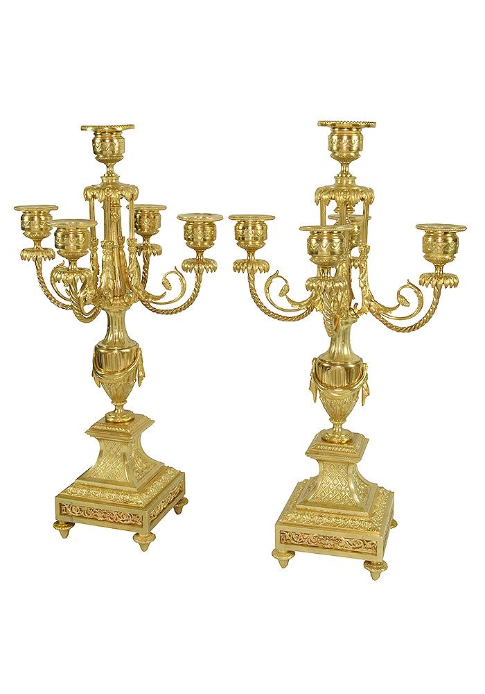 chandelier napoleon III (4)