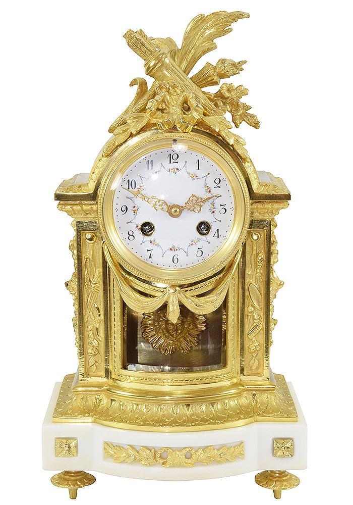 pendule napoleon III (1)