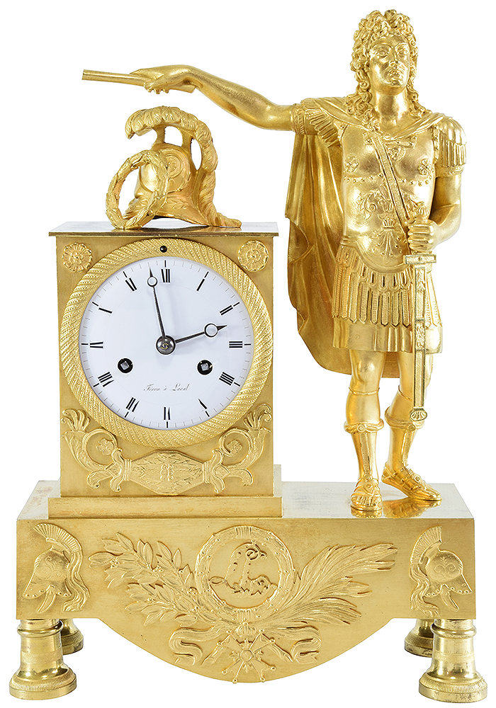 pendule louis XIV empereur (1)