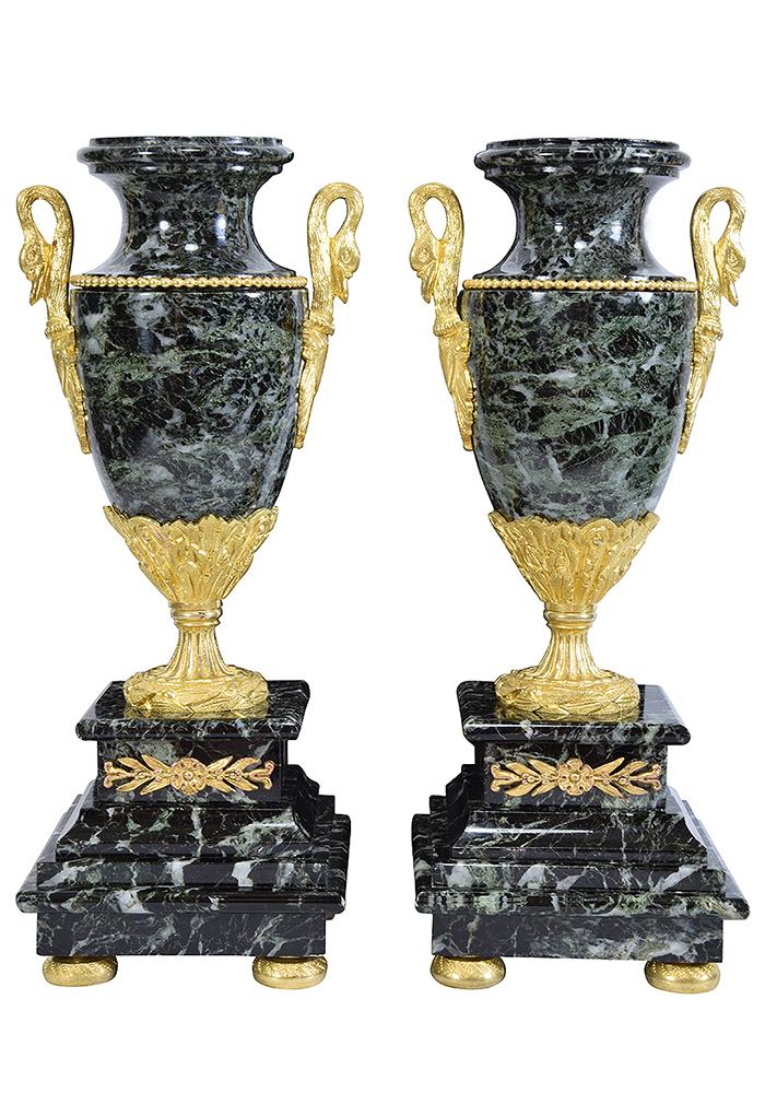 vase empire cygne (2)